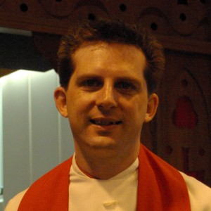 Photo of Reverend Andrew Gillies